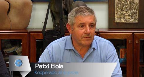 Patxi Elola, Kooperazio zinegotzia